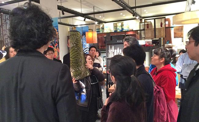 講座19「ナビゲーターと一緒にめぐる東京人気店 店舗視察」